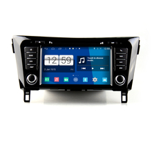 S160 Android 4.4.4 Car DVD GPS for Nissan Qashqai 2014 Quad Core HD 1024*600 Touch Screen Car GPS Navigation radio Stereo
