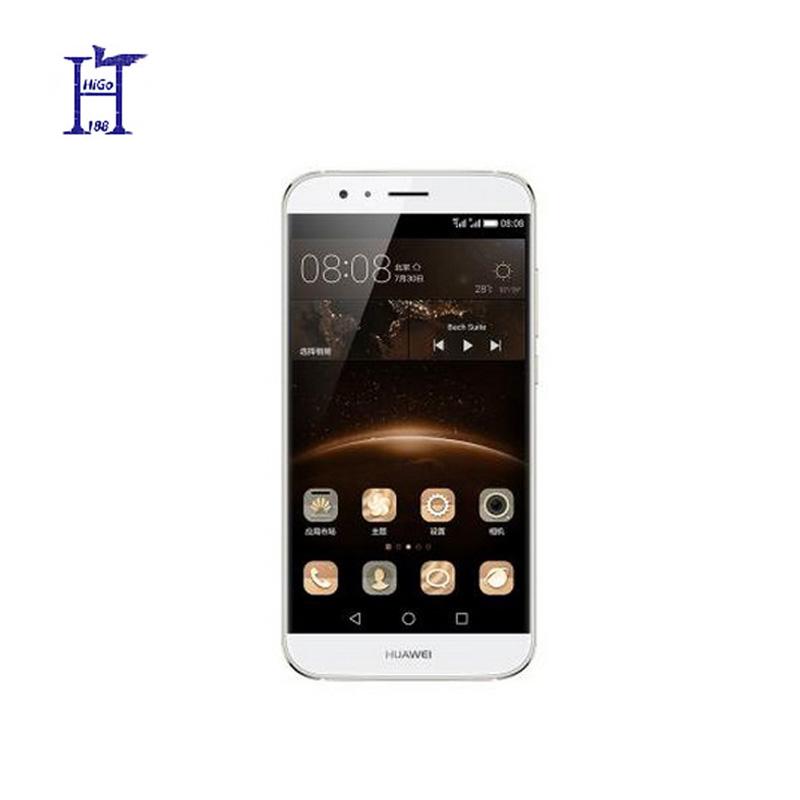 Fast ship Original Huawei G7 Plus 2GB RAM 16GB ROM 5.5 inch Octa Core Snapdragon 615 Cell Phone 4G Android 5.1 Dual SIM 13MP(Hong Kong)