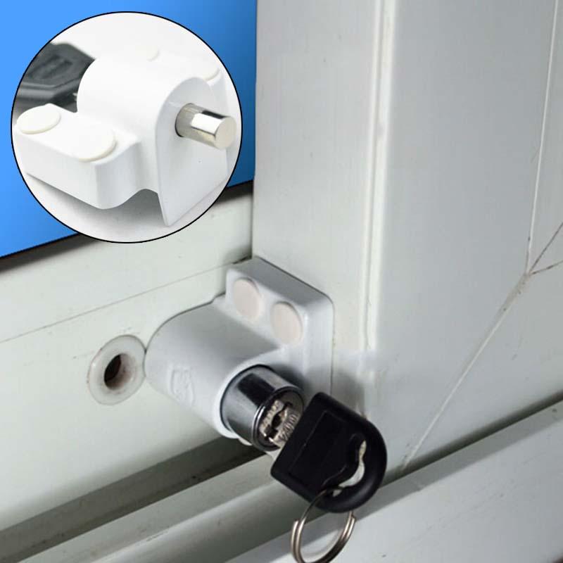 Cierres de seguridad para puertas correderas de aluminio - Puerta corredera de aluminio ...
