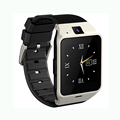 Leanonus Smart Watch GV18 Clock Sync Notifier Support Sim GSM Bluetooth Smartwatch for Android iOS Phone