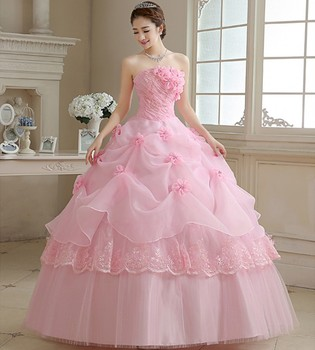 robe de mari e rose rouge id es et d 39 inspiration sur le mariage. Black Bedroom Furniture Sets. Home Design Ideas