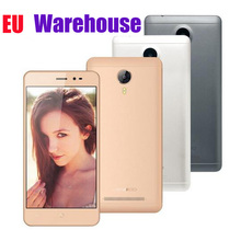 "Original Leagoo Z5 Cellphones Android 6.0 3G MT6580M Quad Core 1.3GHz 1GB RAM + 8GB ROM Smartphone 5"" IPS 5.0MP Mobile Phone(China (Mainland))"