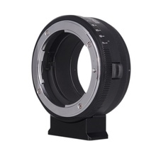Buy MEIKE MK-NF-E Manual Focus Lens Mount Adapter Ring Metal Nikon F Lens Sony E Mount Camera A7 A7R Full Frame for $54.99 in AliExpress store