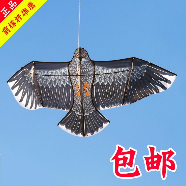 Weifang kite great faculative lucky bird of paradise jackstay steel kite(China (Mainland))