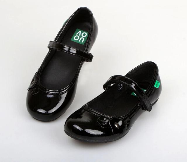 hot sale online efc0d e07c0 ... nike chaussures en cuir verni basket arbitre ...