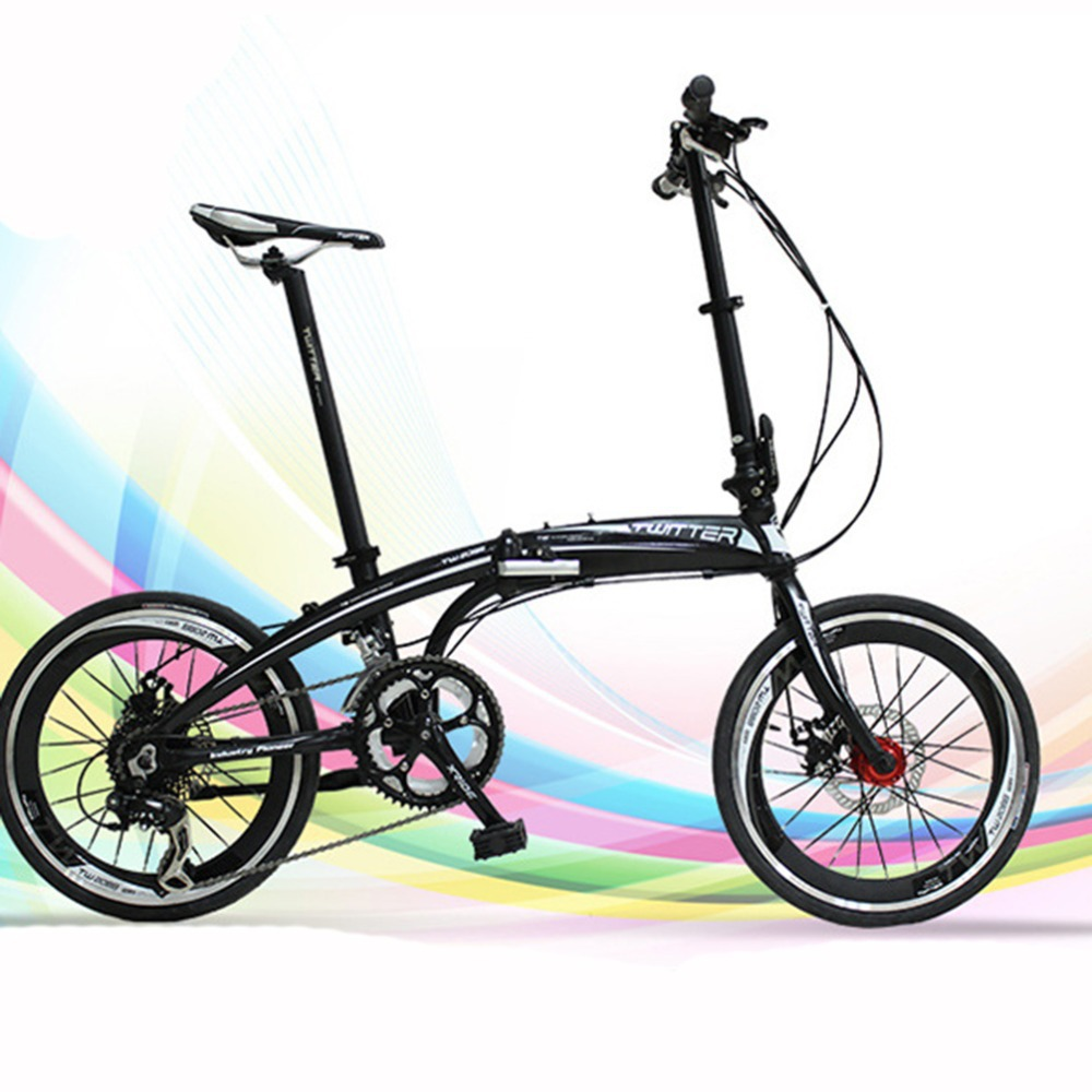 """2015 newest Mountain bike BMX 16 speed 20"""" *13 aluminum Alloy mountain bicycle complete fixed gear folding bicycle for women(China (Mainland))"""