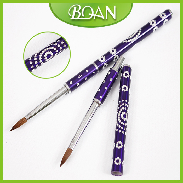 Bqan free shipping wholesale brand new acrylic paint brush for Best paint brush brands