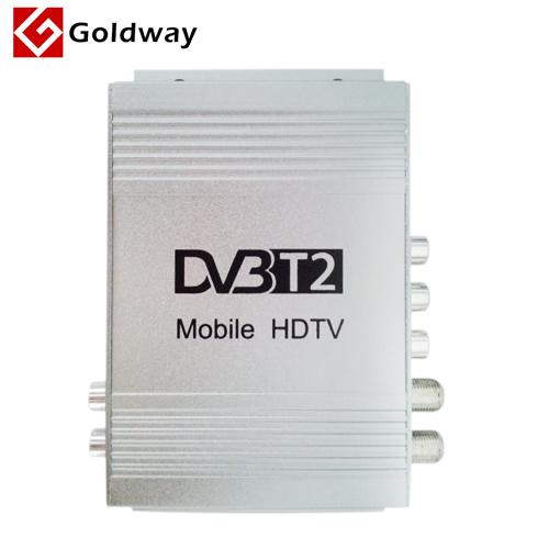 DVB-T2 Car TV Box TV Tuner Mobile HDTV Fully Compliant with ETSI EN 302 755 ( DVB-T2 ) / ETSIEN 302 744(DVB-T2) Standard(Hong Kong)