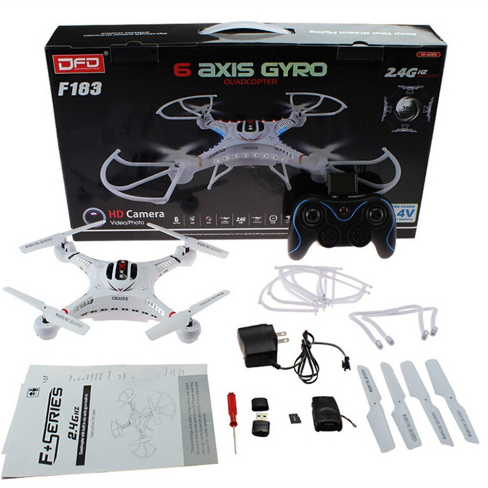 Jjrc F183 Rc Drones With Camera Flying Helicopter Radio Control Dron Rc Quadcopter Professional Drones Remote Control Toys(China (Mainland))