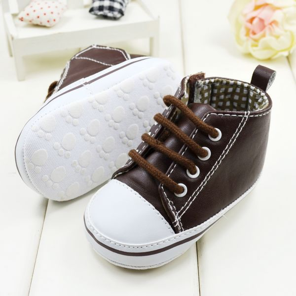 1PCS New Arrival Baby Shoes Fashion Cool Boy Babies Toddler Shoes Children's Footwear First Walkers High-Quality 1035