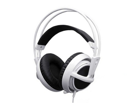 SteelSeries Siberia v2 Full-Size Gaming Headset - (4 colors) By SteelSeries for PC, Mac,Tablets, and Phones PRO Gaming Headphone