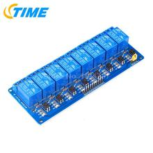Buy 10PCS 8 Channle 24V Relay Module 8 Channel Relay Expansion Board Low Level Triggered Arduino PIC AVR ARM for $47.35 in AliExpress store