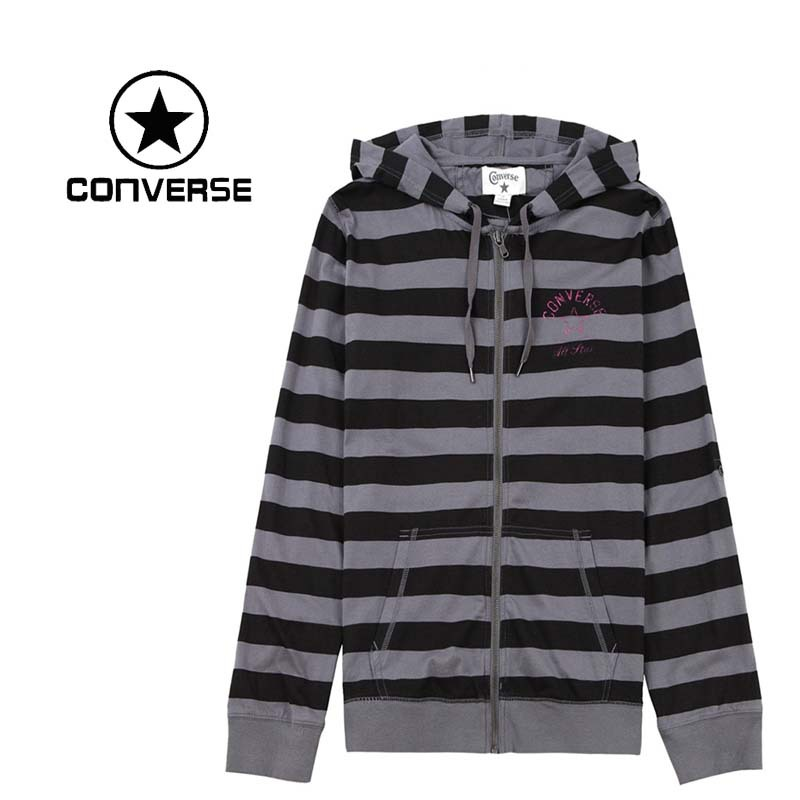 100% Original New  Converse womens  C311W209040 jacket Hoodie sportswear free shipping<br><br>Aliexpress