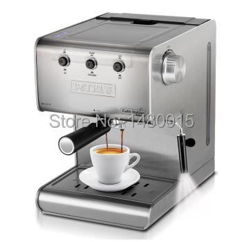 Free shipping, semi automatic ,Italian style,coffee maker,coffee machine,easy to use,using at ...