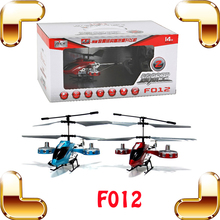 Free shipping F012 Avatar Series 4.5 CH Alloy Helicopter RC Remote Control Toys IR Radio Control Mini Metal Helicopter Vs F103