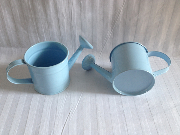 Free Shipping Metal Favor Pail Mini Small Watering Can