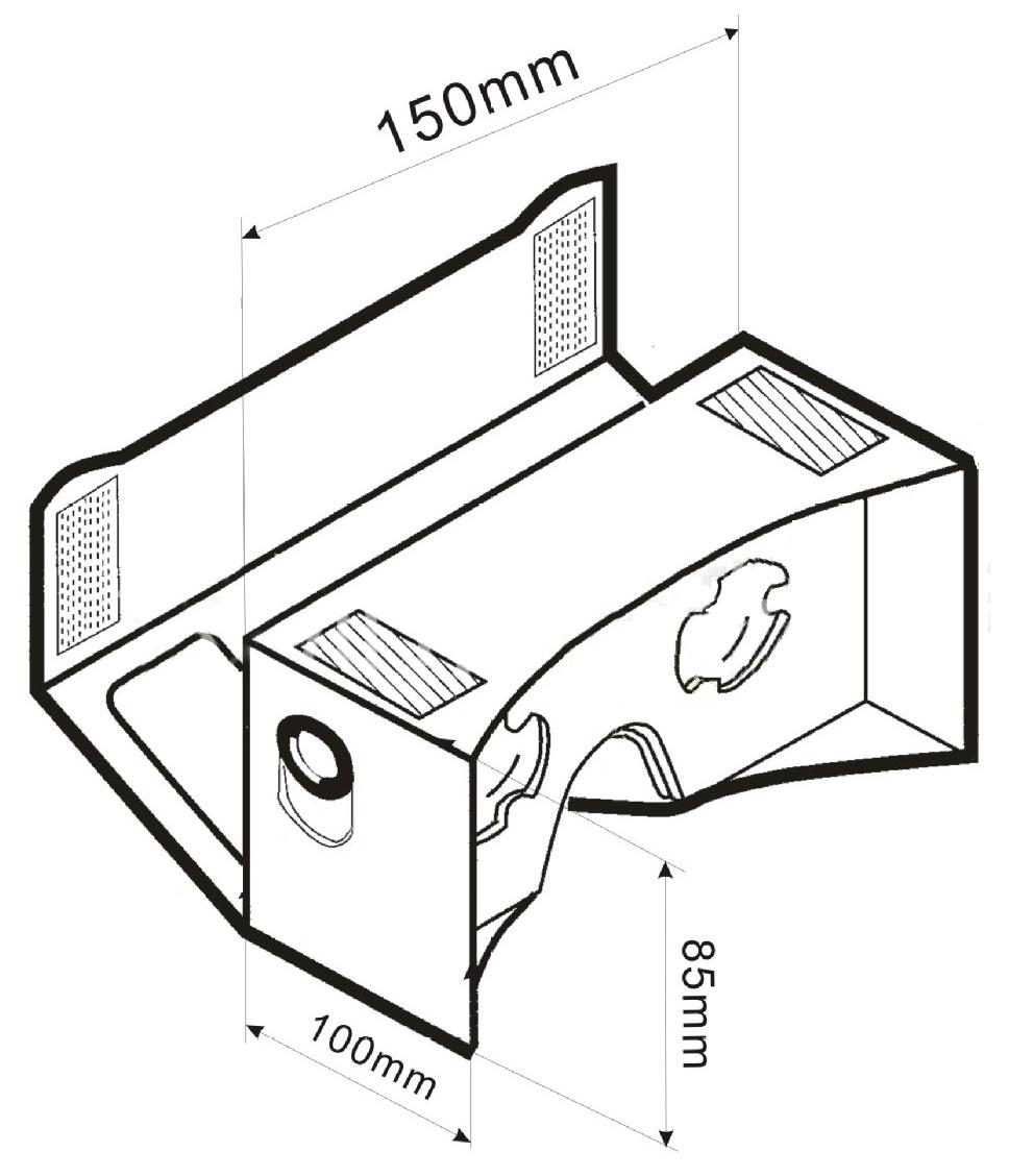 google cardboard schematic  google  free engine image for