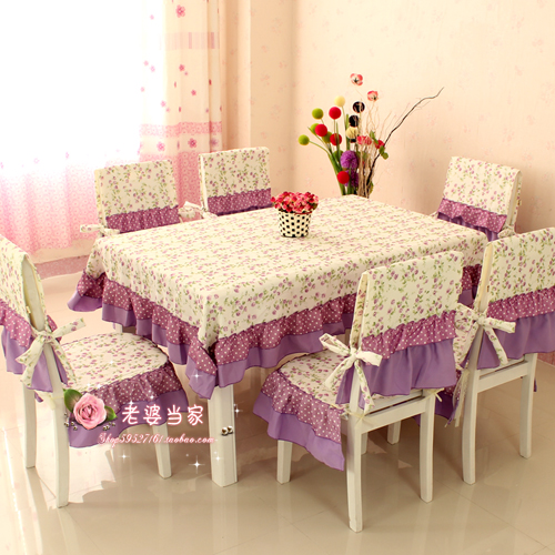 13pcs lace dining table cover set classic beautiful rustic