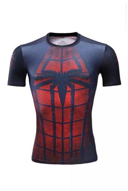 Fit Tight Gym Bodybuilding T-shirt