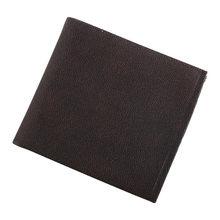 PHAMOZ Роскошный кошелек аниме тонкий короткий Мужской s мини тонкий милый маленький кошелек, кожаный высококачественный, мужские кошельки(China)