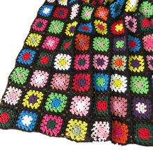 Handmade crochet tablecloth cotton Multi color Sofa towel Handmade Crochet flower blanket Banquet Wedding [Can custom] 90% OFF(China (Mainland))