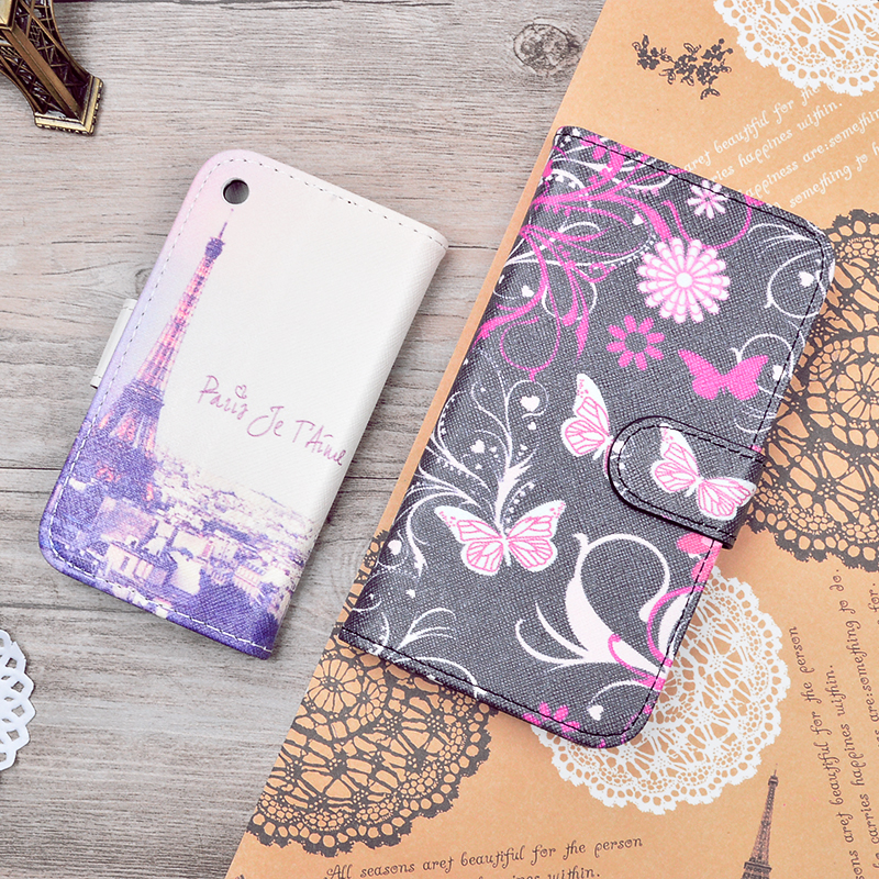 For Apple iPhone 3 3G 3GS Luxury Pattern Flip PU Leather Wallet Case Cover With Stand Function And Card Sots Phone Bags(China (Mainland))