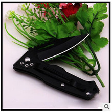 HOT SALE high quality classics folding blade knife outdoor goods survival hunting camping knife saber army