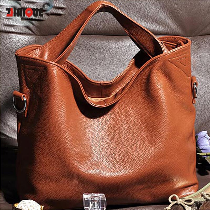genuine leather handbag 2016 New production fashion Women bags designer Women messenger Bags High quality women leather handbags(China (Mainland))