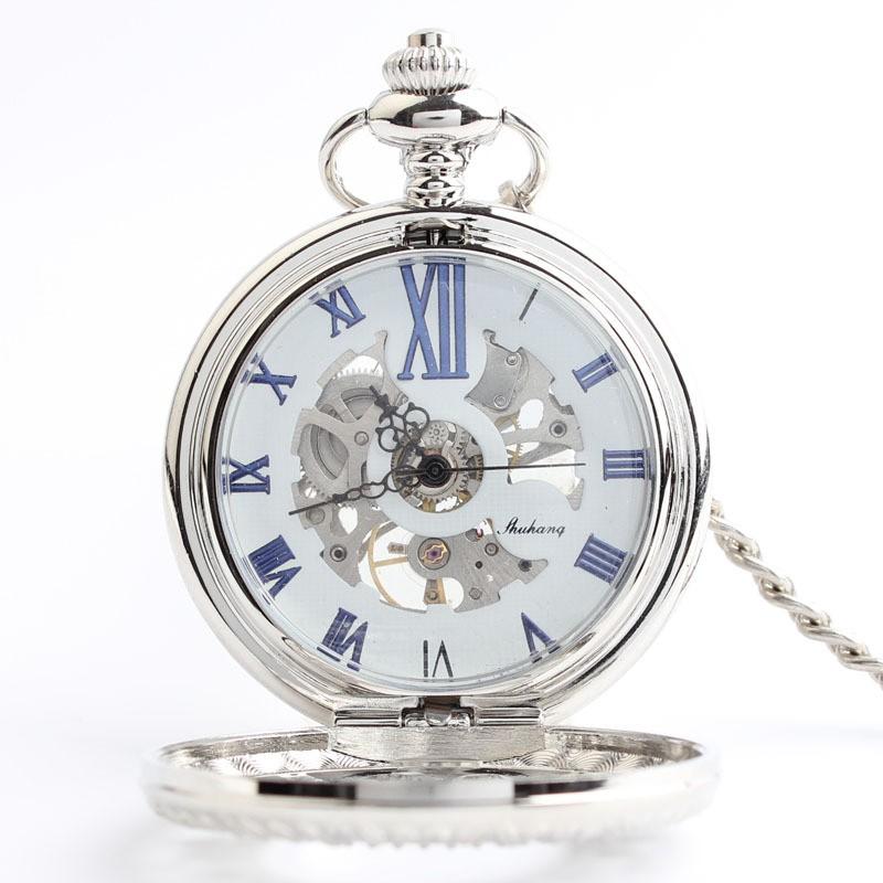 Европа Дуплекс механические часы мужской женский студент характеристики полые Римские Tuo таблице подарок часы
