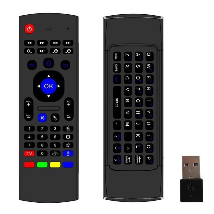 10opcs/lot MX3-M 2.4G Fly air mouse IR Remote control learning function speaker and Mic Android Linux special offers(China (Mainland))