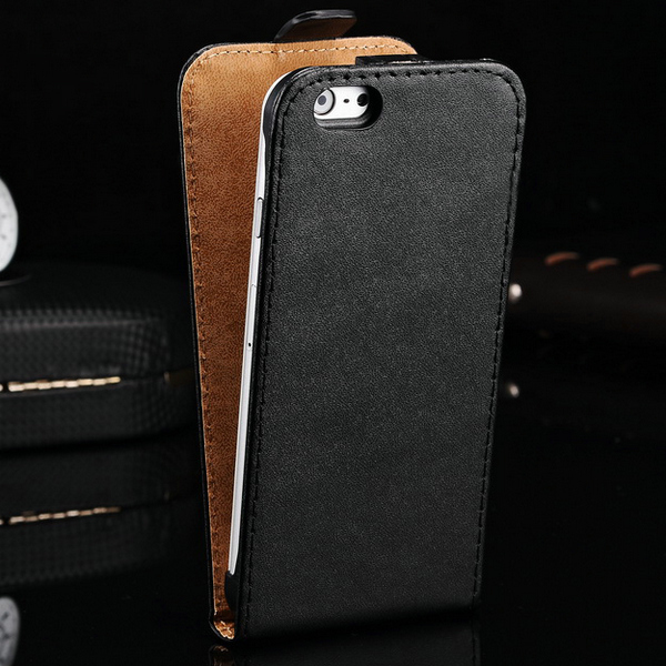 10 Pcs/lot Genuine Leather Case For iPhone 6 6G 4.7