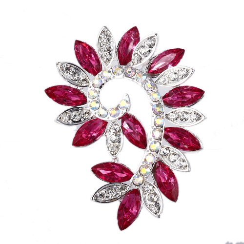 brooch women rhinestone brooches - Jewelry Home's store