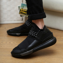New Summer Black Men&Women Air Mesh Shoe Lightweight Breathable Lace-up Unisex Casual Shoes Flat Lovers Shoes Size 35-44