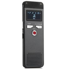 GH - 618 8GB OLED Time Display Recording Digital Voice Recorder ( Dictaphone ) / MP3 Player for Meeting Conference(China (Mainland))