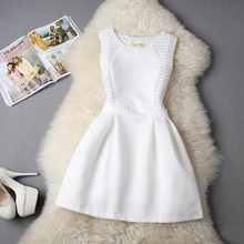 Summer Style Women Dress 2016 Summer Dress Party Evening Elegant A-Line Mini Lace Bodycon Casual Party Dresses Sundress Vestidos(China (Mainland))