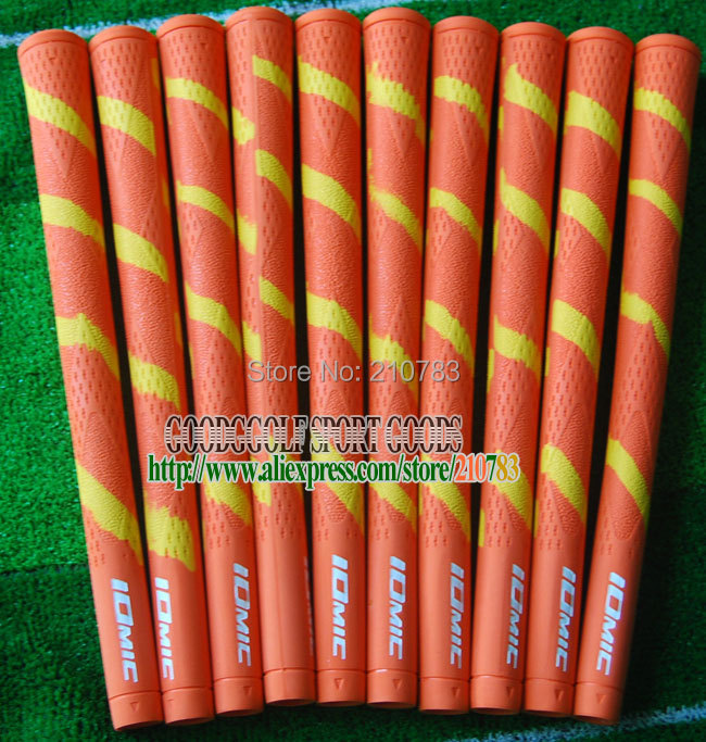 3.New Golf Grips IOMIC Clubs Caise color Can mix club Grip