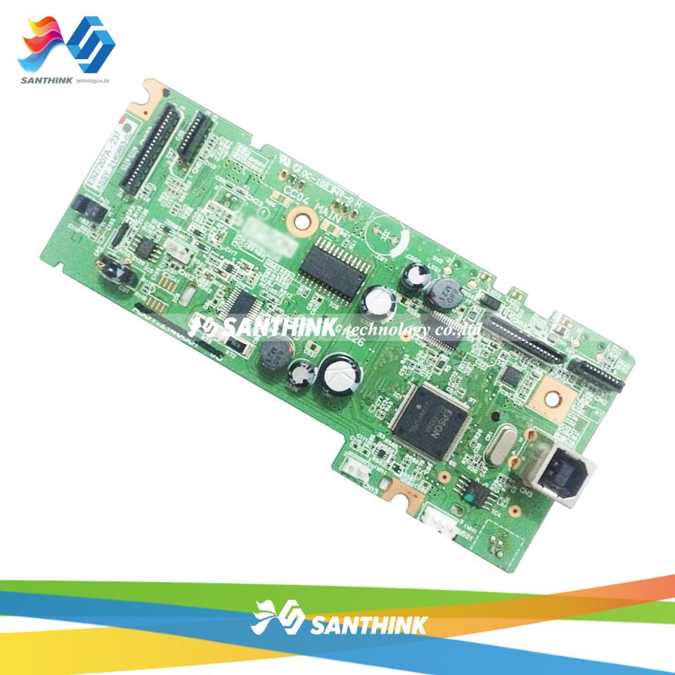 Original Main Board For Epson XP100 XP202 XP-202 XP-100 XP 100 202 Formatter Board Mainboard