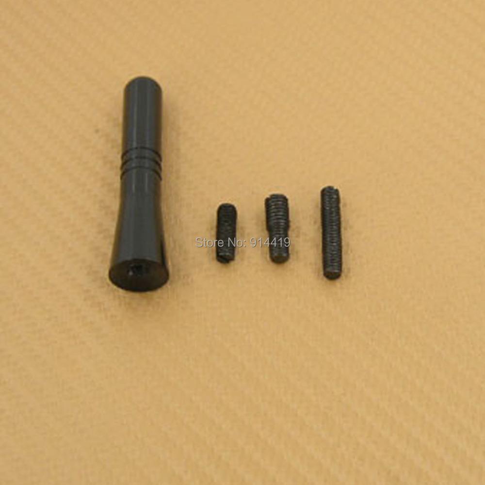 "2.4"" 6cm Short Screw Car Antenna Conversion Type Black For Chevrolet Impala 2004-2010(China (Mainland))"
