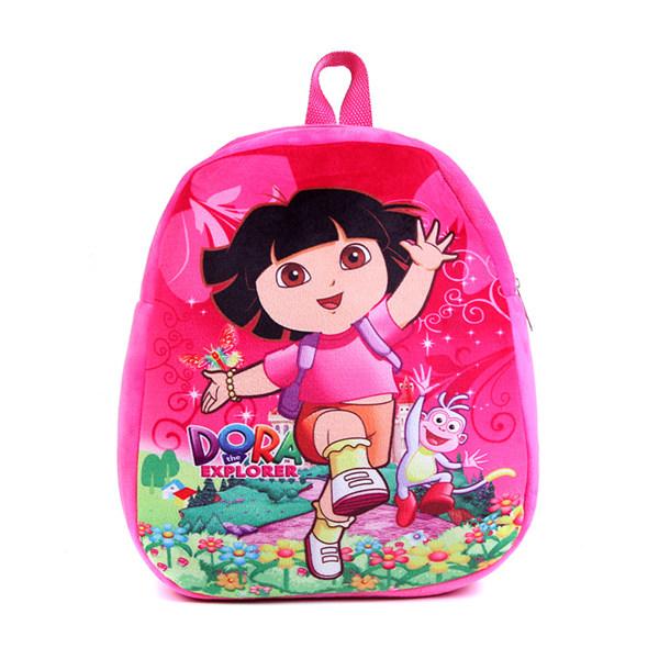 Плюшевые рюкзаки из Китая