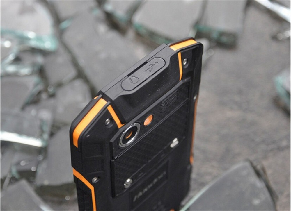 Original Quad Core IP68 Rugged Shockproof Waterproof Phone Huadoo HG04 2GB RAM 16GB ROM 3800mAh 13MP