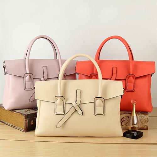 Korean famous brand 2015 summer high quality genuine leather women handbag crossbody bag(China (Mainland))