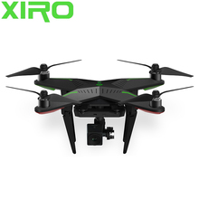 XIRO Xplorer Professional Quadcopter (V Version) Drone with Remote Transmitter, UZ350V Gimbal and 1080P 30FPS HD Video Camera