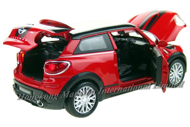 132 Car Model For MINI Paceman (19)