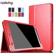 Solid Business Case for Xiao Mi Pad 1 for Xiaomi Mipad 1 Stand Case For Xiaomi Mi Pad1 Cover Luxury Flip Pu Leather for Mipad1(China (Mainland))
