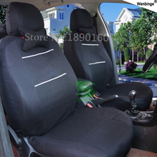 Buy  (Front + Rear) Universal car seat covers Chery Ai Ruize A3 Tiggo X1 QQ A5 E3 V5 QQ3 QQ6 QQme A5 BSG E5 auto accessories for $50.95 in AliExpress store