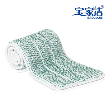 60cm aluminum microfiber flat mop mounted replace original flat mop accessories