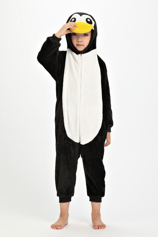 Online Get Cheap Penguin Pajama Costume Child -Aliexpress.com ...