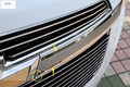 New For Chevrolet Chevy Cruze 2011 2013 Stainless Steel Front Center Grille Around Cover Racing Grills