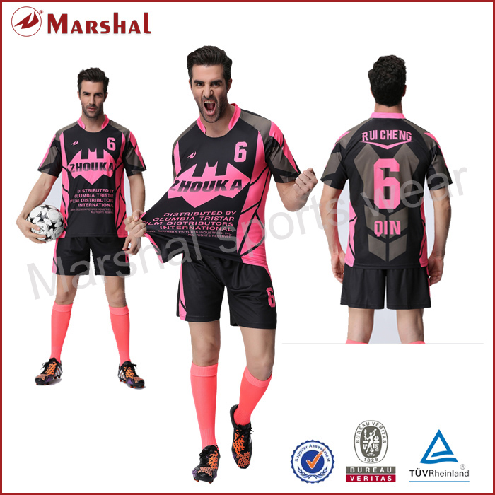 Custom yellow soccer clothing,sublimation custom team sports jersey, team pennant, differnt number(China (Mainland))