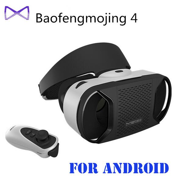 Baofeng Mojing 4 Virtual Reality Smartphone 3D Smart Glasses Gafas Realidad Virt
